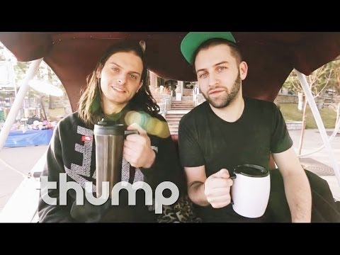 Zeds Dead Coffee Break Episode 1: Lake Tahoe