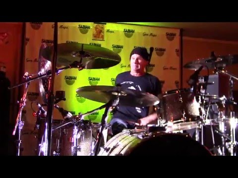 Chad Smith's Bombastic Meatbats @ Winter NAMM 2016