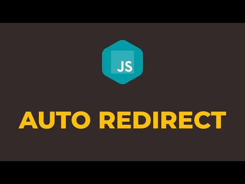 How To Redirect To Another Page Using Javascript U0026 HTML