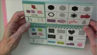 ctmh cricut artiste cartridge review using the handbooks