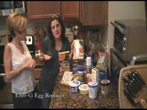 Egg And Dairy Ingredient Substitutions (Food Allergy Cooking)
