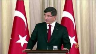 أوغلو: تركيا حذرت من تطبيقها قواعد الاشتباك