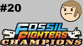 Fossil Fighters Champions Part 20 - Evolution!