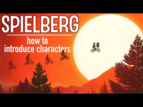 Spielberg: How to duce Characters