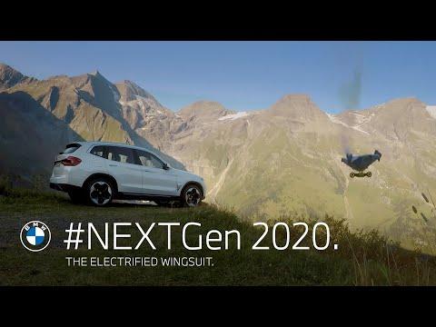 The Electrified Wingsuit. Episode 2. | #NEXTGen 2020.