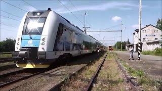 Vlaky - Opatovice nad Labem - 13.6.2013