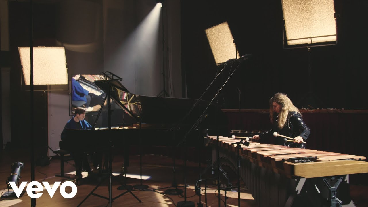 Download Thomas Enhco, Vassilena Serafimova - Miroirs (Studio Session)