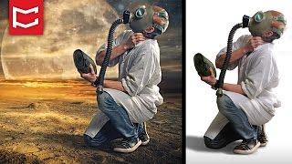 Photoshop Orta Düzey Manipülasyon Dersleri