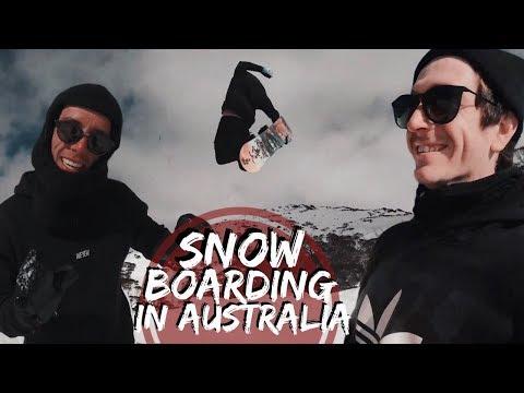 OUR TRIP TO PERISHER SKI RESORT - AUSTRALIA