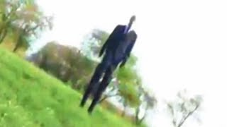 5 Times SLENDERMAN Was Caught On Camera!