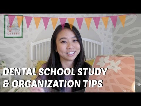How I Study for Exams in Dental School/ GIVEAWAY CLOSED || Brittany Goes to Dental School