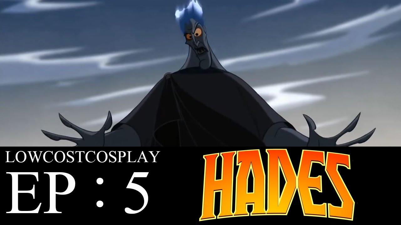 LOWCOSTCOSPLAY HADES!