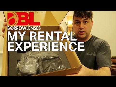 BorrowLenses.com | Company Review & Unboxing