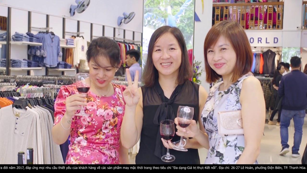 Phim khai trương ADM Fashion World by Lamphim.vn