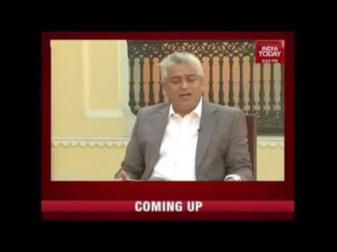 Sonia Gandhi Interview by Rajdeep Sardesai 2016