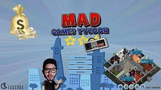 Mad Games Tycoon - PEQUENOS JOGOS, GRANDES NEGÓCIOS!!! #1 (Gameplay / PC / PTBR) HD