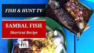Easy Sambal Baked Fish (fish And Hunt Australia Tv)