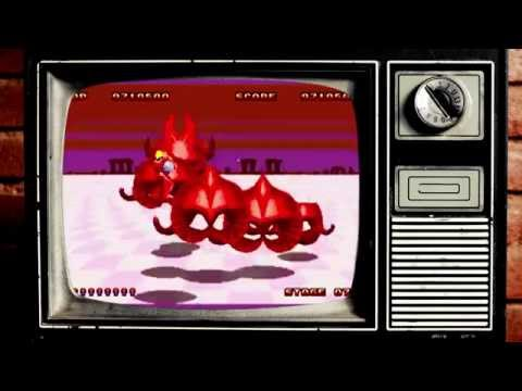 Space Harrier Main Theme Arranged S S T Band Funnydog Tv