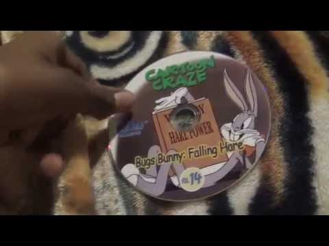 DVD Bugs Bunny: Falling Hare Volume 14