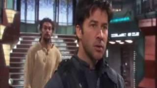 Stargate Atlantis with Intro Season 4 (Star Trek voyager theme soundtrack)