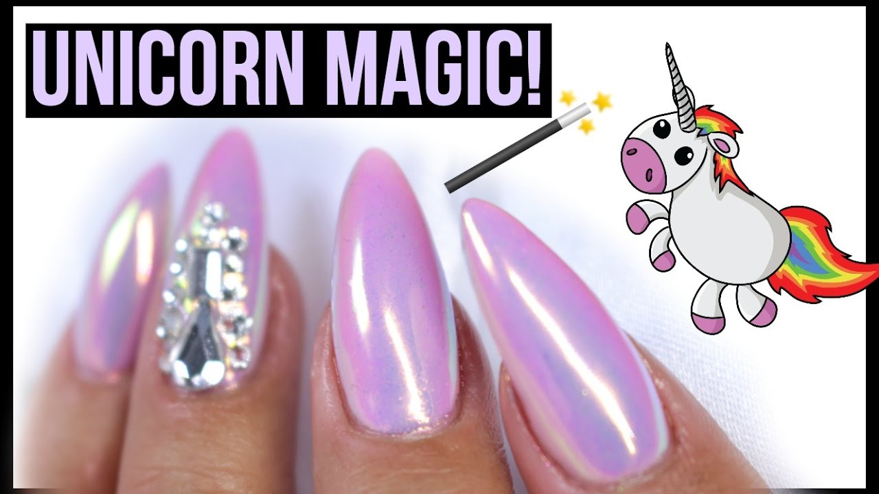 unicorn opal mirror chrome mother