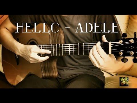 (Adele) Hello - Brian Zhang