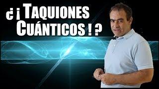 La vida cuántica de los taquiones