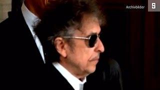 Legendärer Songwriter: Literaturnobelpreis geht an Bob Dylan