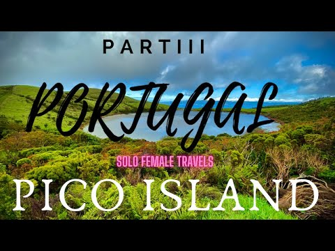 Travel To THE MOST EPIC Pico Island Of the Azores in Portugal/Europe Adventures