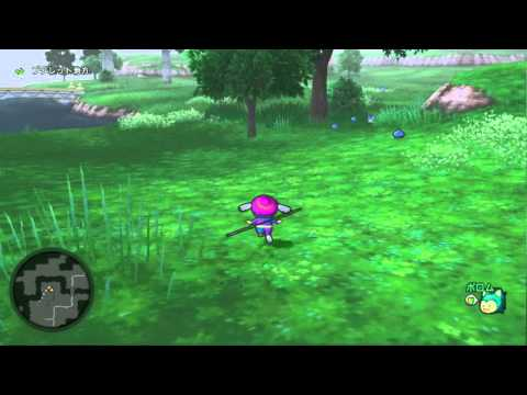 Dragon Quest X [PC] (No Commentary) #035, Unclean Valley: Boss: Three Poison Ghouls