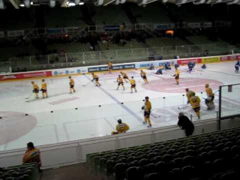 Vienna Capitals Training at Albert Schultz Eishalle