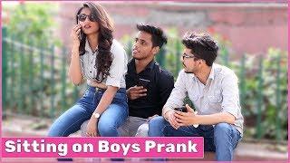 Girl Sitting On Boys Prank | Kudiyo Da Tashan