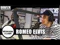 Capture de la vidéo Roméo Elvis - Interview : La Belgique,son Statut,la Weed,la Scène..(Live Des Studios De Generations)