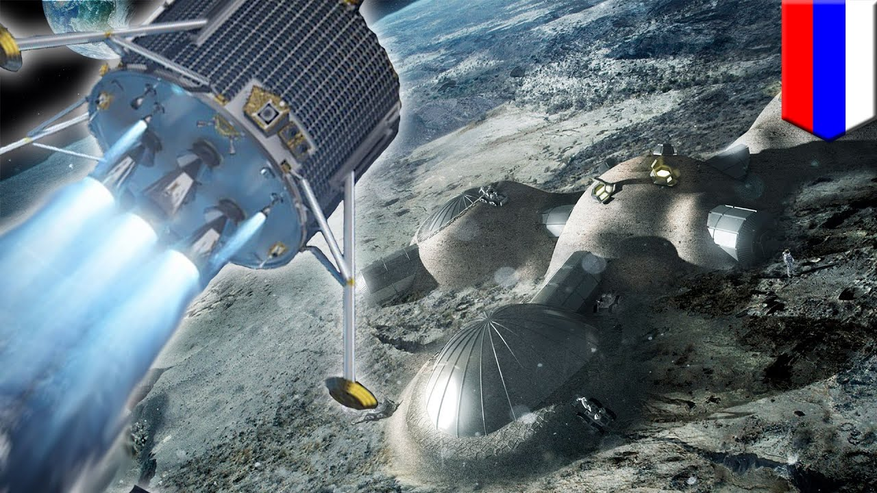 the base on moon by 2020 - photo #5