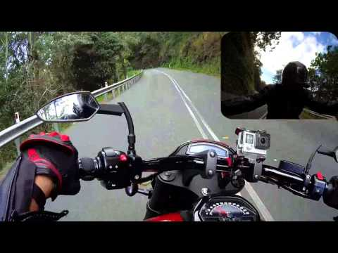 Suzuki Boulevard M109r - Mountain Ride - Mt Tamborine - 1800