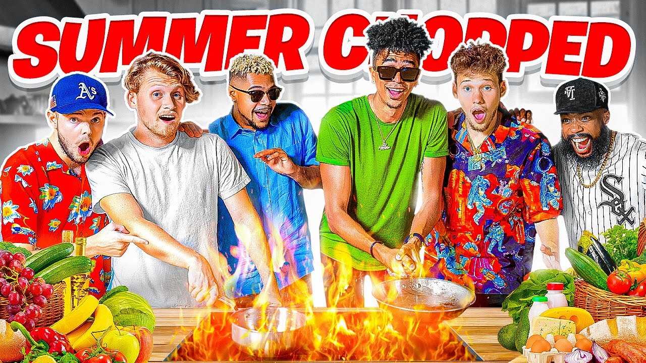 2HYPE CHOPPED Summer Cook Off Challenge 2