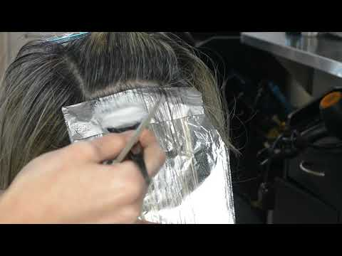 gray-blending-for-dark-hair-with-grey-|-highlights-only-no-lowlights