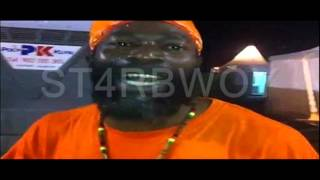 CAPLETON - LOVE ME OFF - CRANBERRY RIDDIM - GUTTY BLING / CLAIMS REC - MAY 2012
