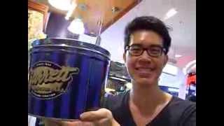 Garrett Popcorn Shops is now open in Thailand!