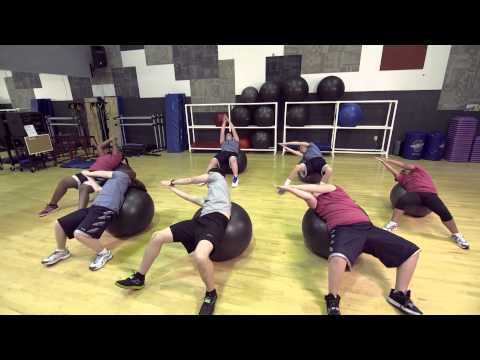 HealthWorks! Youth Fitness 101- Stability Ball |  Cincinnati Children's