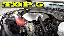Top 5 Performance Mods For 5.3 Silverado or Sierra