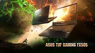 ASUS TUF Gaming FX505 DD/DT/DU - Join Forces | ASUS