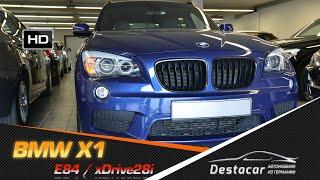 BMW X1 xDrive 28i, Destacar GmbH