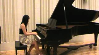 Waltz in A flat major, Op 64 No 3, Chopin