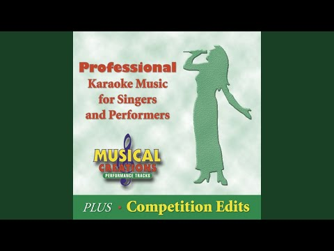 Unexpected Song-8 (In the Style of Bernadette Peters) (Karaoke Version Instrumental Only)
