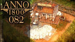 ANNO 1800 🏛 082: Traumvolle Baumwolle