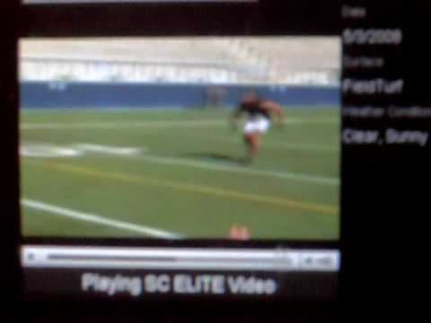 Jason White combine video
