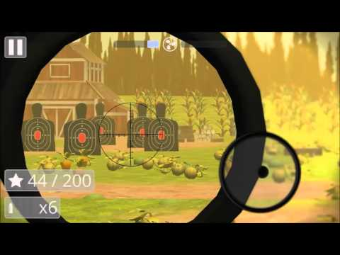 Sniper Academy  - Shooting range training iOS & Android