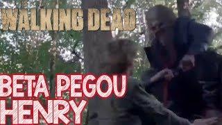 Sussurradores Beta e Alpha no novo trailer de The Walking Dead 9 temporada com Daryl Dixon