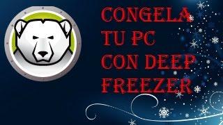 Deep Freeze Standard 8.30 Full 2018 WINDOWS 10/8.1/8/7 [32/64 bits]
